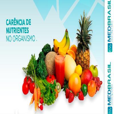 Como identificar se você está com falta de nutrientes?
